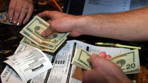 pari sportif cash
